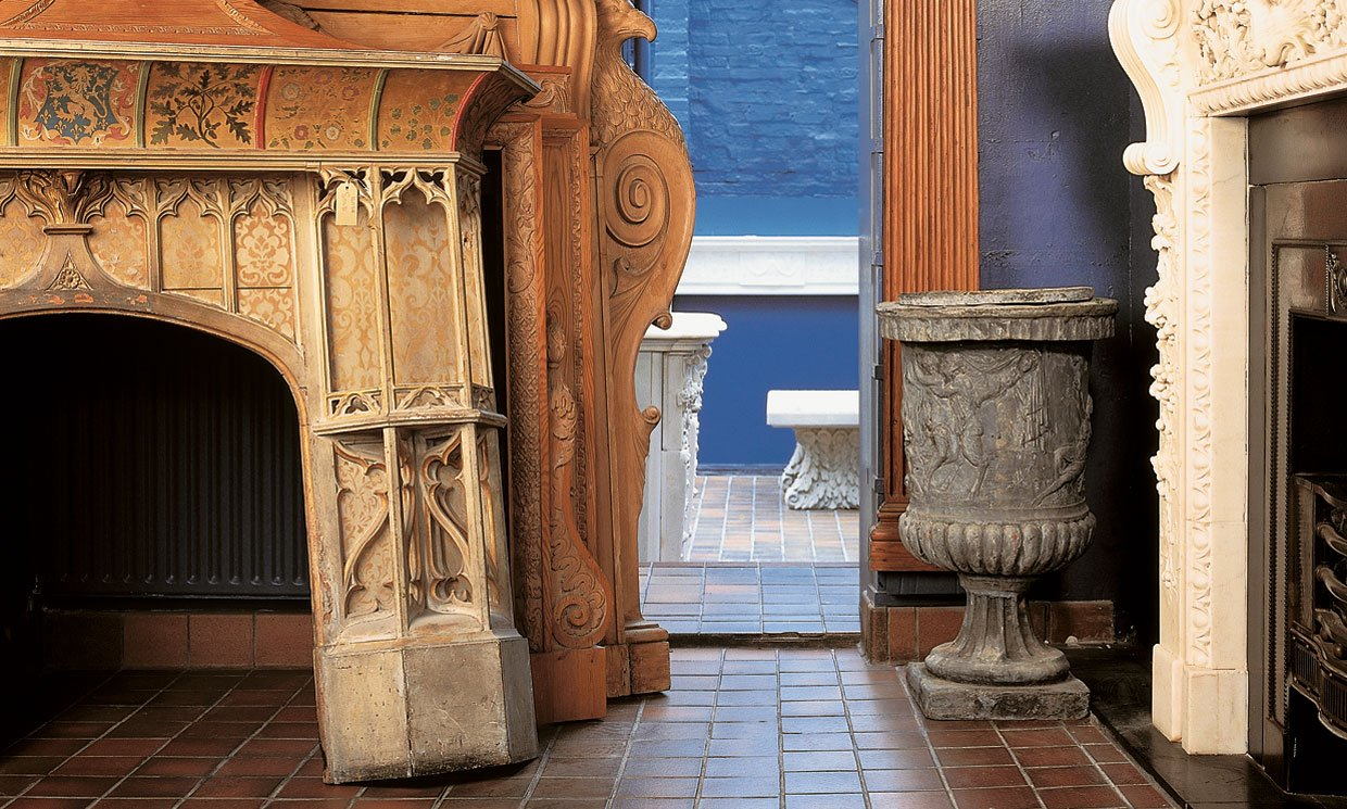 Antique Fireplace Collection