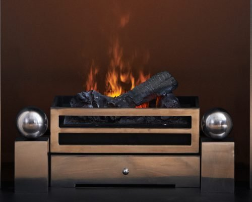 Electric Fire Basket - Soho For Dogs