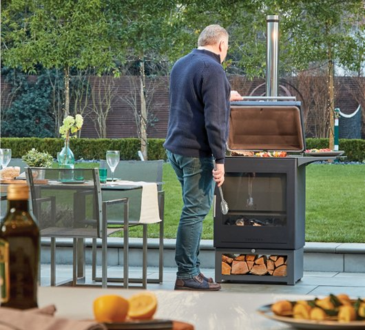 barbecuing, Barbecues: how to use HEAT all year round