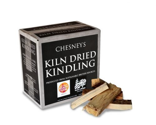 box of kiln dried kindling