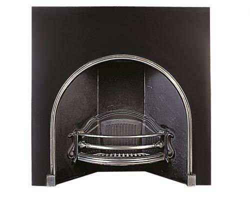 Plain Arch Register Grate