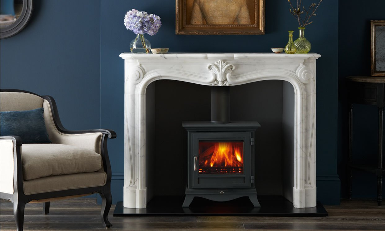French & Italian Fireplaces