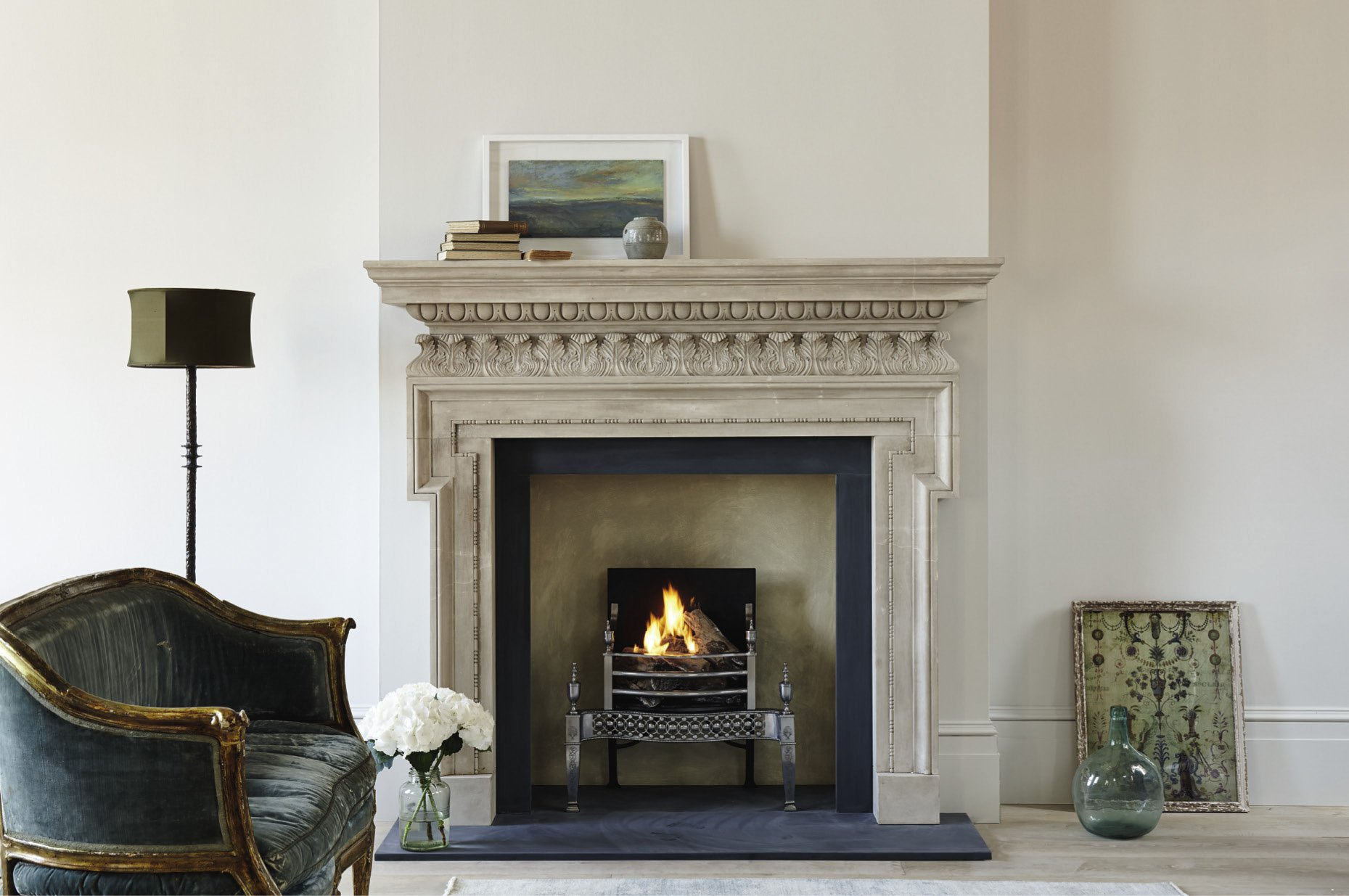 Period Reproduction Fireplaces