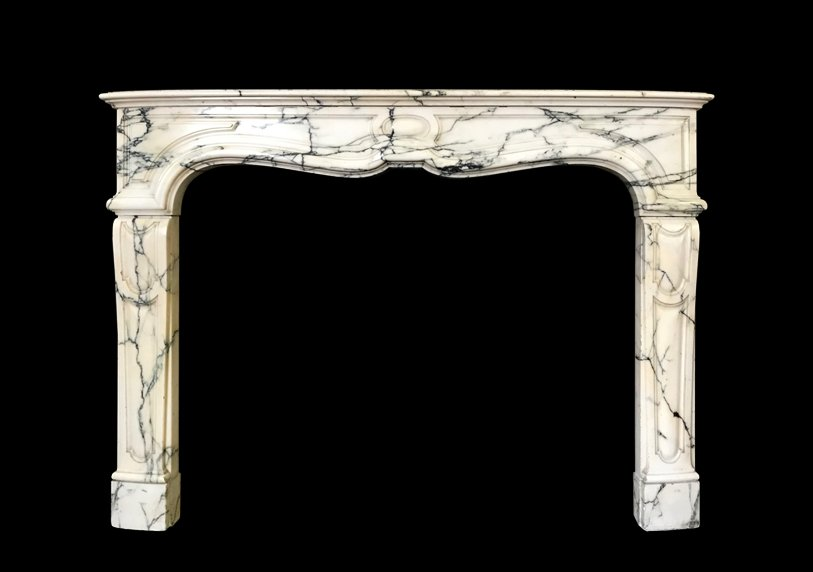 French Italian Antique Fireplaces