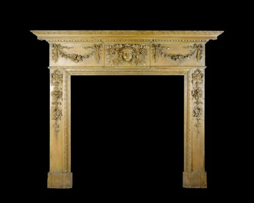 Timber Antique Fireplaces
