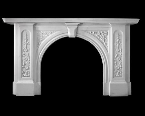 Victorian Antique Fireplaces