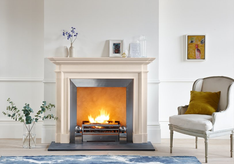 fireplace, Expert advice on size and style of fireplaces