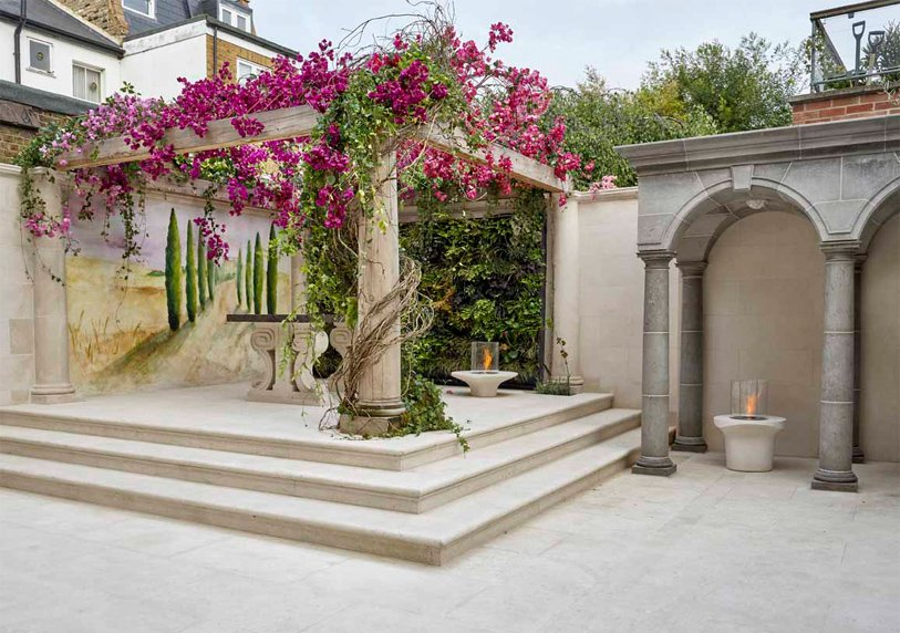 Chesneys introduces their architectural elemental garden