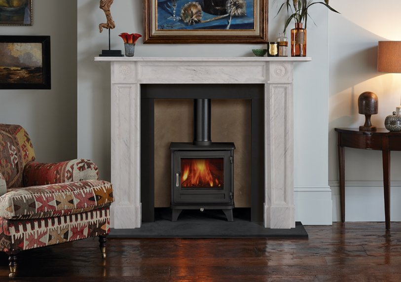 How To Heat Your House With Just A Wood Burning Stove Chesneys