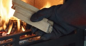 How to heat your house, How to heat your house with just a wood burning stove.