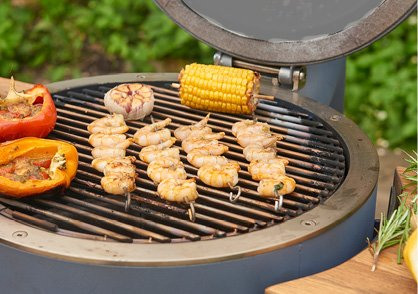 , A New Outdoor Cooking Experience