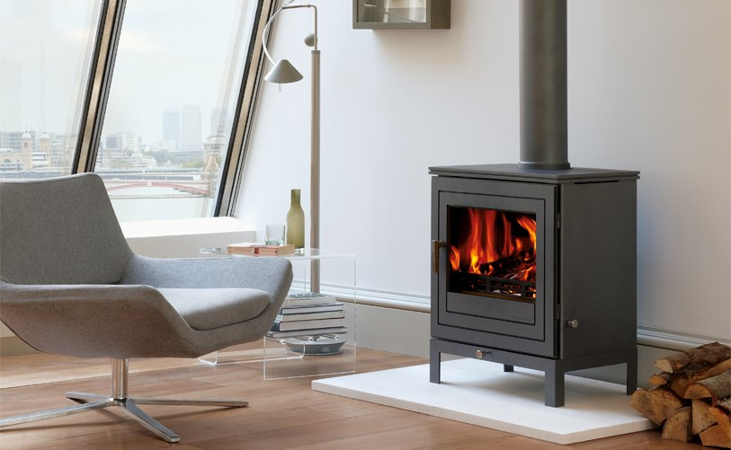 Chesneys How To Heat Your House With Just A Wood Burning Stove