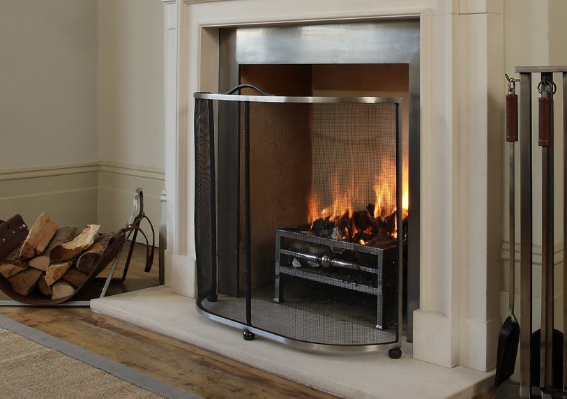 Chesneys Gas Stove Or Open Fire What, Open Gas Fireplace Indoor