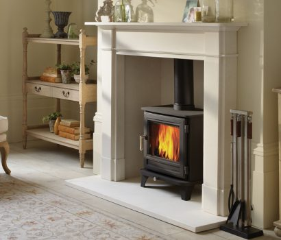, Restoring a fireplace