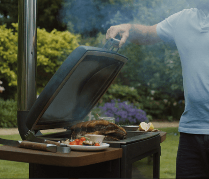 , Getting the most from your garden with a multi-use heater barbecue