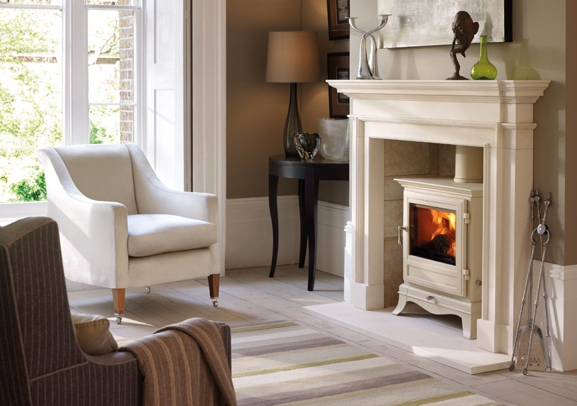 , Wood-Burning Stoves: Traditional Living Space Design Considerations