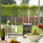 outdoor, Outdoor kitchens: how to create the perfect eating and heating experience