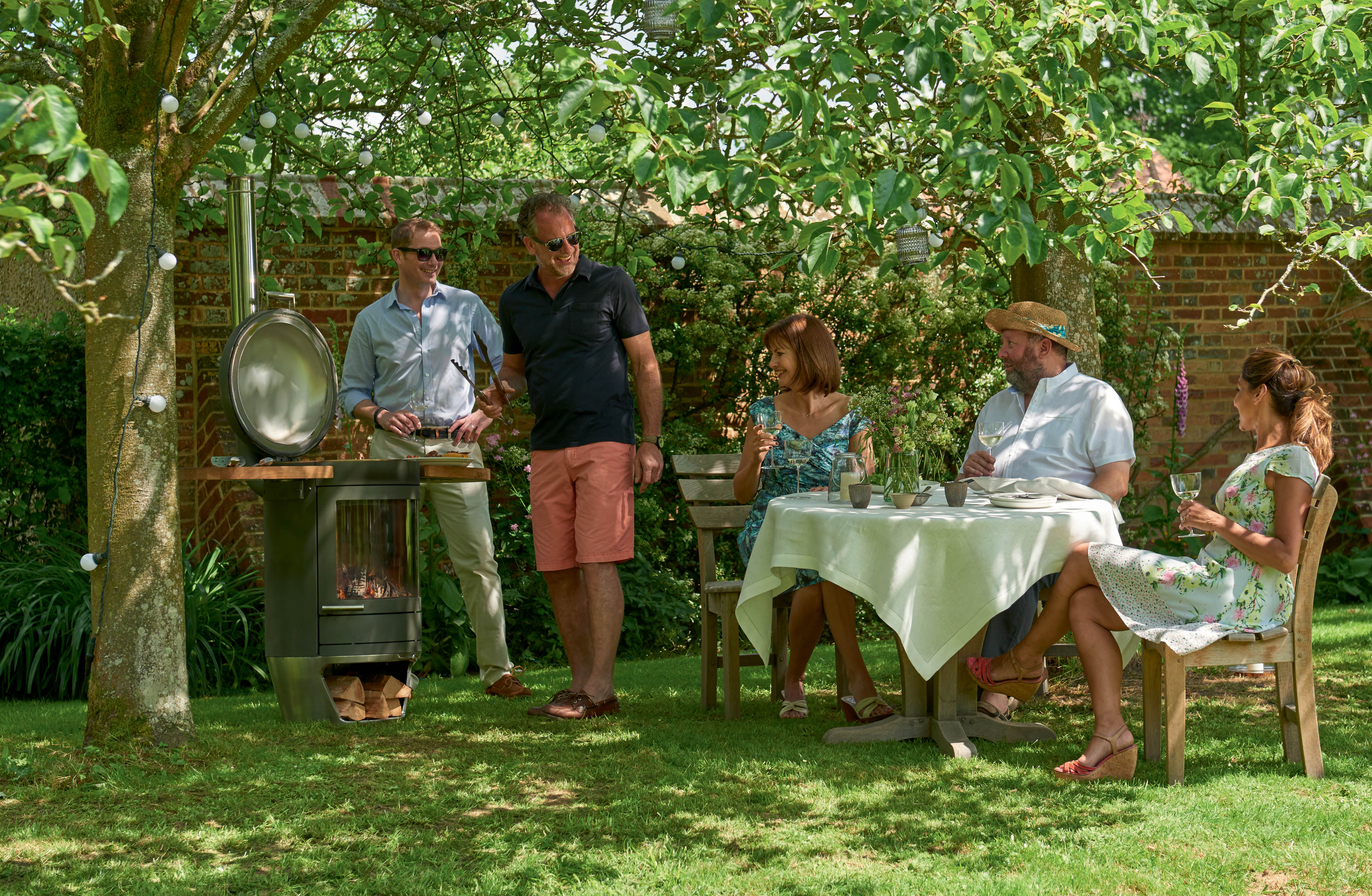 barbecue, Barbecue: How to create the perfect party atmosphere