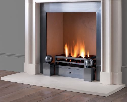 Contemporary Fire Baskets