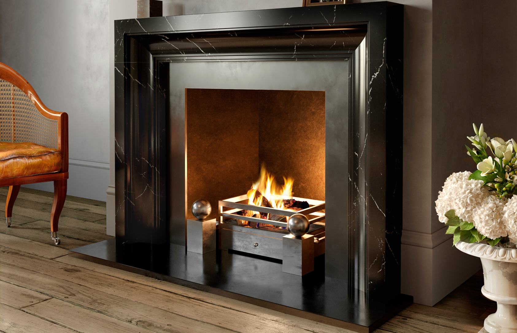 , The Chesneys fireplace collection – what's hot in 2020?