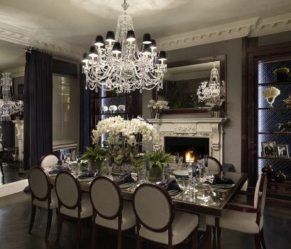 , Mayfair Townhouse, London – Argent Design